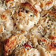 Chicken Pesto Rolls