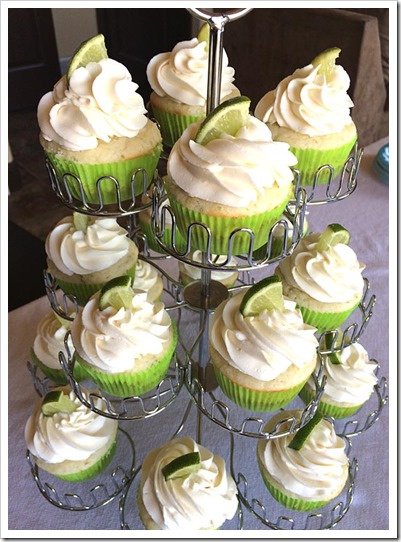 Key Lime Cupcake tierT