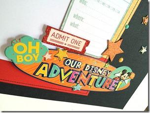 Disney Adventure CU3