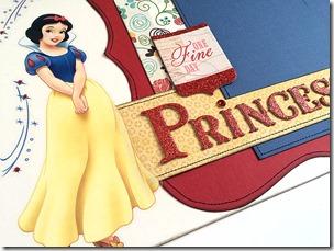 Princess Snow White CU2