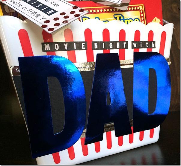 Movie Bucket CU1