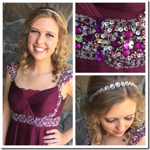 Prom 2015 Dez collage