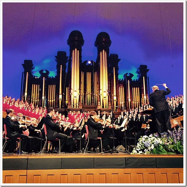Tabernacle Concert
