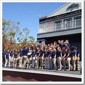 Choir Knotts