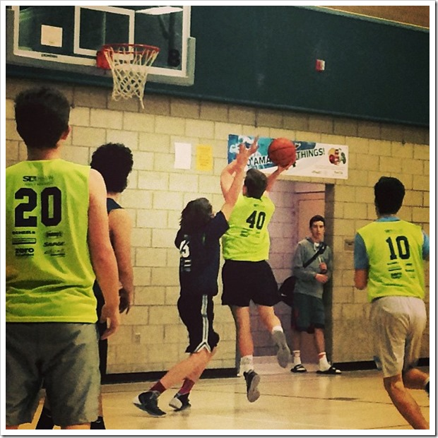 Michael basket
