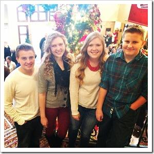 Christmas carol kids